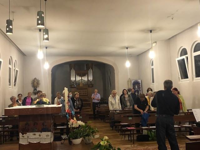 Invitation chorale